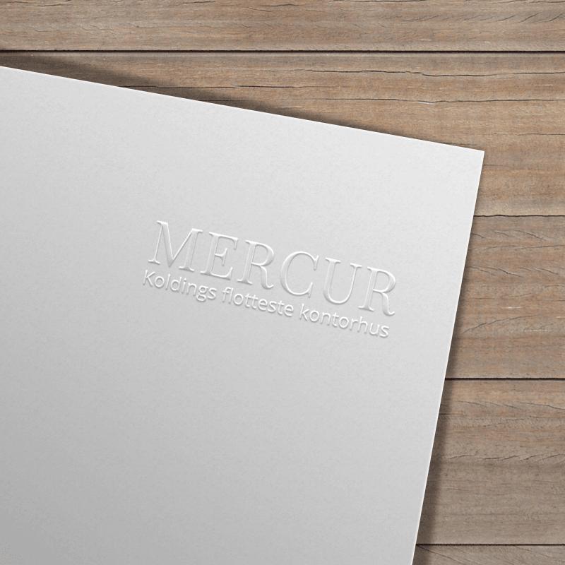 Mercur logo lennartc design
